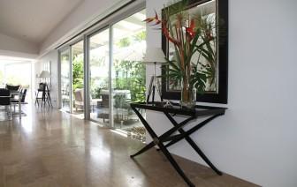 Bambusová podlaha