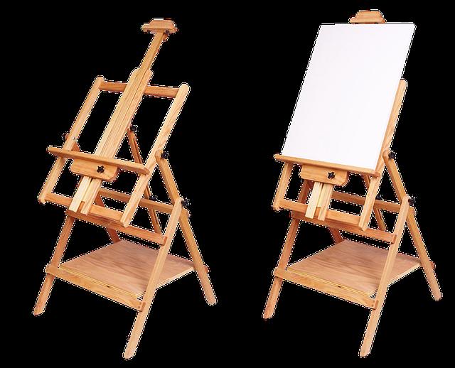 malířské stojany