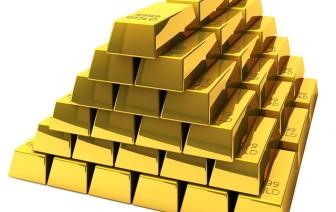investiční zlaté slitky