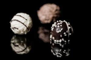 čokoládové dárky