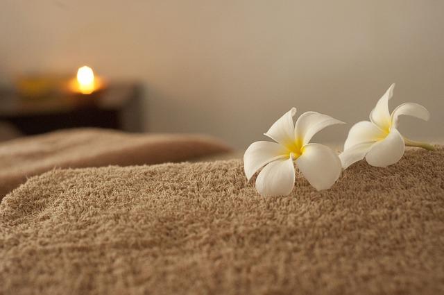 Profesionální masáž