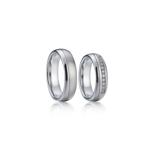 snubní prsteny z chirurgické oceli