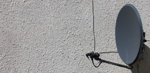 satelitní antény